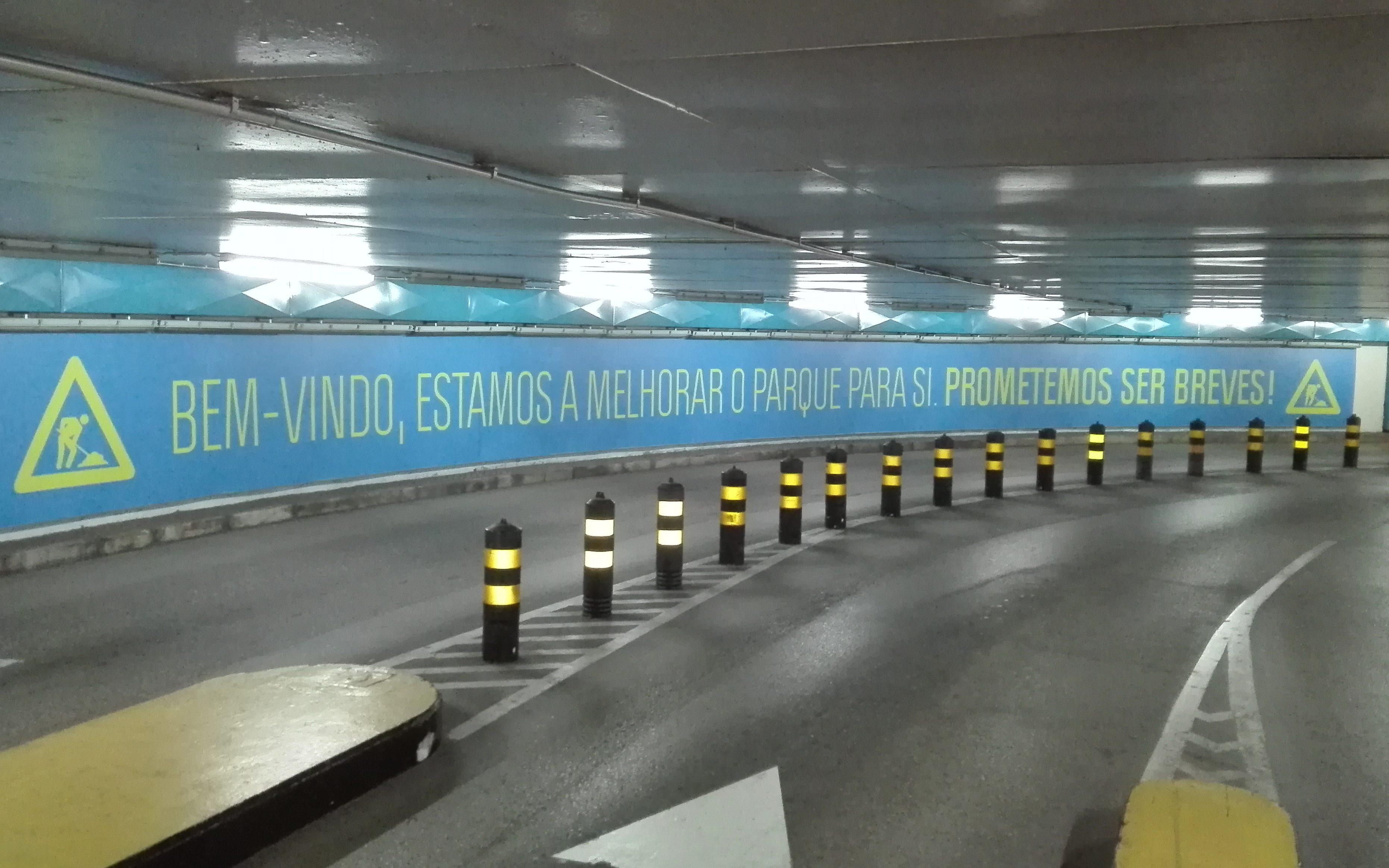 Parque Estacionamento Amoreiras