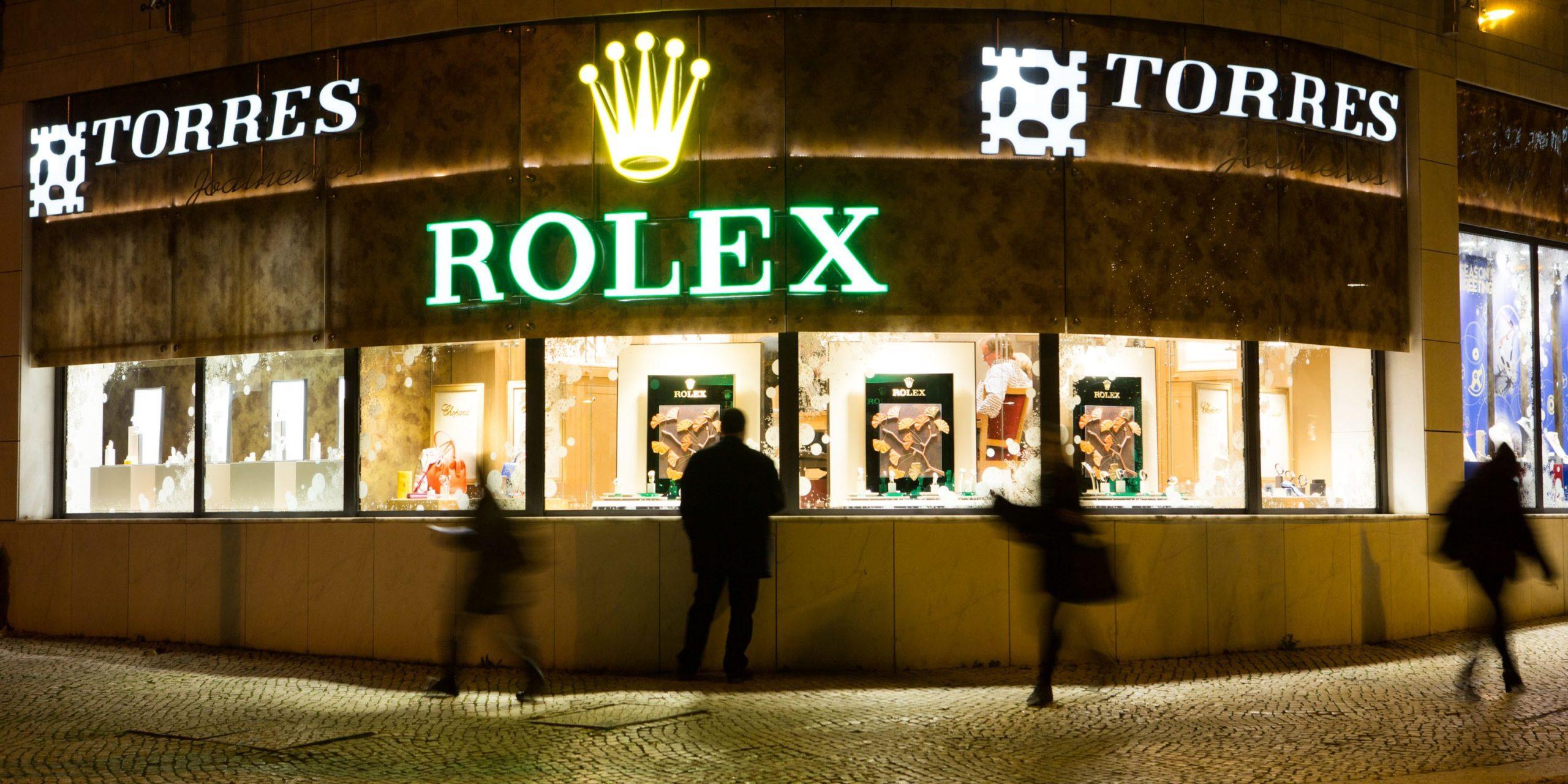 Reclamo ROLEX