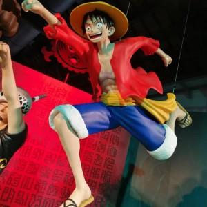 O 20º Aniversário da One Piece
