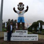 Urso Dinis_Cidade Europeia do Desporto