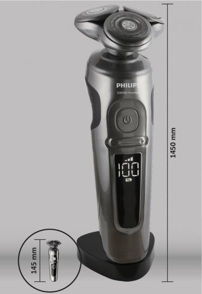 Impressão 3D_Philips Prestige_Emoções ao Quadrado