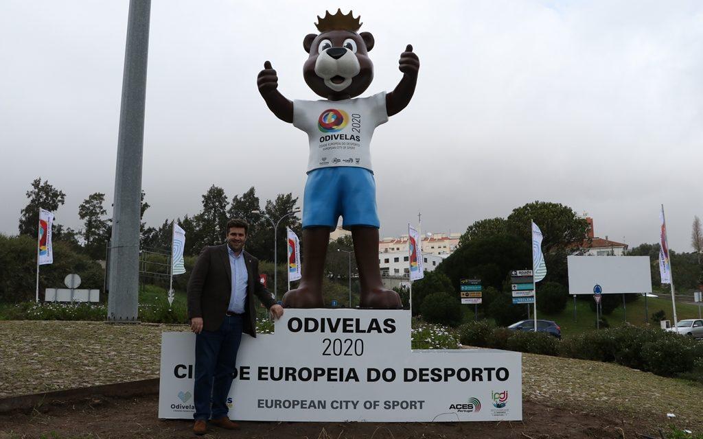 Urso Dinis_Cidade Europeia do Desporto_Emoções ao Quadrado